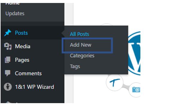add new post